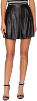Tart Women's Evangeline Faux Leather Skirt