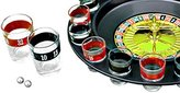 Shine Roulette Drinking Game With 16 Shot Glasses- Party Stag Hen Spin