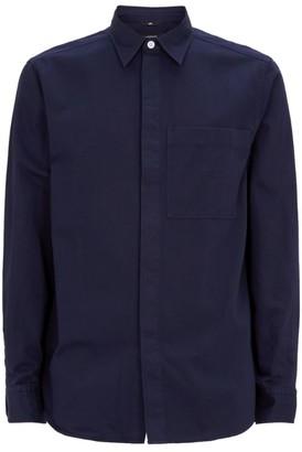 J. Lindeberg Cotton Twill Shirt