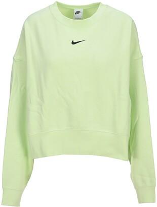 Nike Swoosh Crewneck Sweater