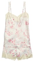 Thumbnail for your product : Lauren Ralph Lauren Ralph Lauren Floral Satin Camisole Pajama Set