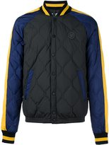 Kenzo quilted bomber jacket - men - Feather Down/Polyester - L