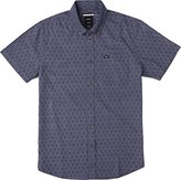 RVCA Men's That'll Do Cones Short Sleeve Woven Shirt
