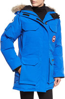 Canada Goose PBI Expedition Hooded Parka, Royal Blue