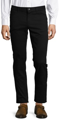 Michael Kors Parker Slim-Fit Stretch-Twill Pants