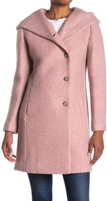 Cole Haan Textured 340 Winter Coat