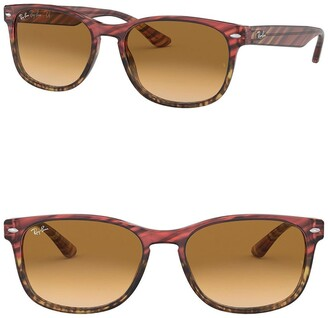 Ray-Ban 57mm Square Sunglasses