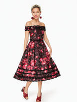 Kate Spade Atlas rose kay dress
