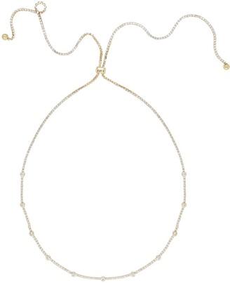 Ettika Crystal Chain Necklace