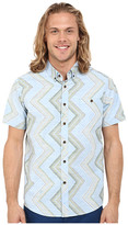 VISSLA Raised by Waves Short Sleeve Woven