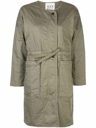 Alex Mill Puffer Patch Pocket Coat