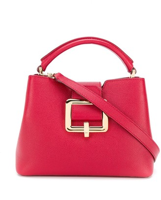 Bally buckled tote