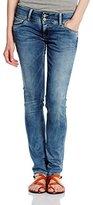 Pepe Jeans Women's VERA Straight Jeans,26W x 32L
