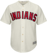 Majestic Men's Cleveland Indians Replica Cool Base Jersey