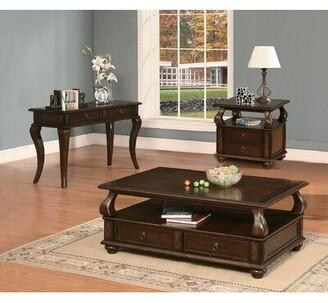 Amado 3 Piece Coffee Table Set A&J Homes Studio