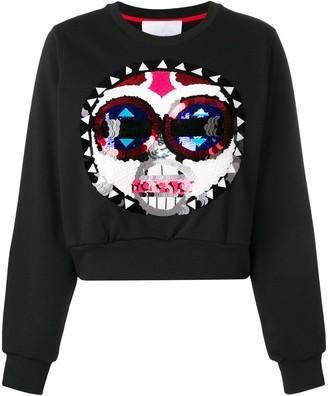 NO KA 'OI Sequin Sweatshirt