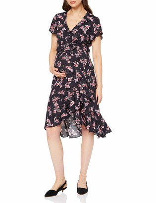Ripe Maternity Women's Rosa Tie Front Dress