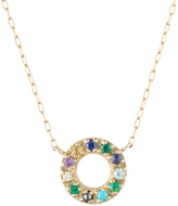 Lulu Frost Code 10K 'Seize The Day' Necklace