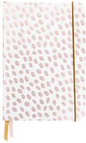 Caroline Gardner A5 Metallic Spot Notebook