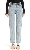 Tibi Women's Trish Acid Wash Jeans