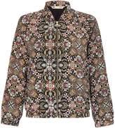 Yumi Bomber Style Printed Jacket