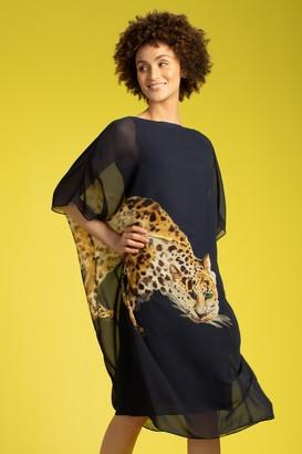 Trina Turk Wildlife Dress