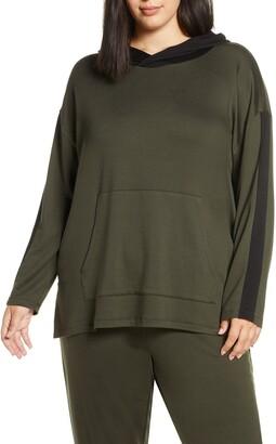 Eileen Fisher Tencel® Lyocell Blend Hoodie