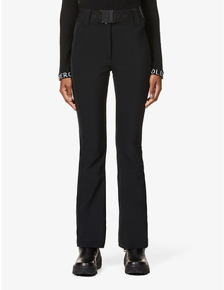 Goldbergh Pippa slim-fit mid-rise stretch-woven trousers