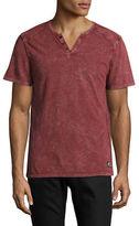 Buffalo David Bitton Karwayne Henley T-Shirt