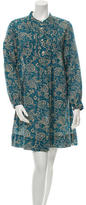 Etoile Isabel Marant Floral Button-Up Dress