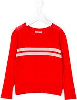 Maan - lurex stripe jumper - kids - Nylon/Viscose/Metallic Fibre - 2 yrs