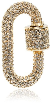 Marla Aaron All Over Diamond Baby Lock Charm