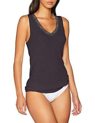 Huber Women's Woolen Elegance Tank Top Vest,16 (Size: )