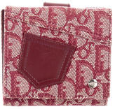 Christian Dior Red Diorissimo Wallet