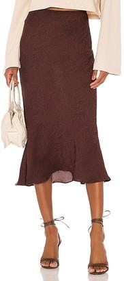 L'Academie The Jeune Midi Skirt
