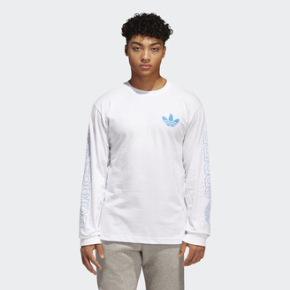 adidas Chicago SST Long Sleeve Court Tee