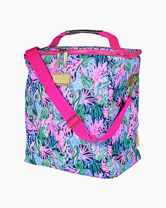 Lilly Pulitzer Insulated Wine Carrier