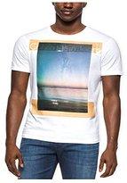 Calvin Klein Jeans Men's Tinted Gel Crew Nk T