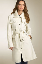 Patch Pocket Military Coat