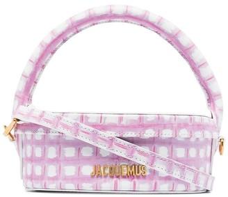 Jacquemus La Boite a Gateaux leather box bag