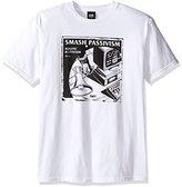 Obey Men's Smash Passivism T-Shirt