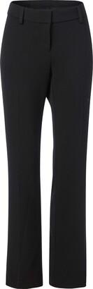 Rafaella Women's Petite Soft Stretch Crepe Modern Fit Pant