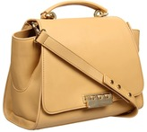 Z Spoke Zac Posen Eartha Soft Top Handle (Butter) - Bags and Luggage