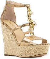 MICHAEL Michael Kors Suki Strappy Wedge Sandals