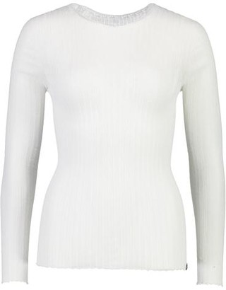 Standard Issue Cotton Tulle Top White - XS-L