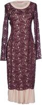 Frankie Morello 3/4 length dresses