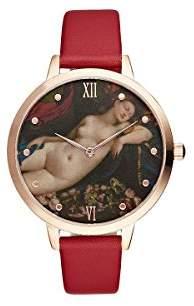 Charlotte Raffaelli Unisex-Adult Stainless Steel Watch Strap CRR012