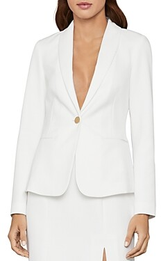 BCBGMAXAZRIA Shawl Collar Blazer