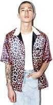 3.1 Phillip Lim Short-Sleeve Bowler Shirt