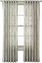 Royal Velvet Pierson Stripe Back-Tab Sheer Panel